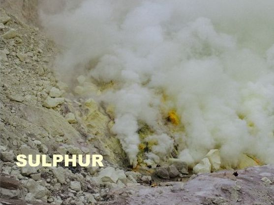 IGCSE Chemistry: Sulphur
