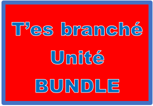 T'es branché 3 Unité 7 Bundle