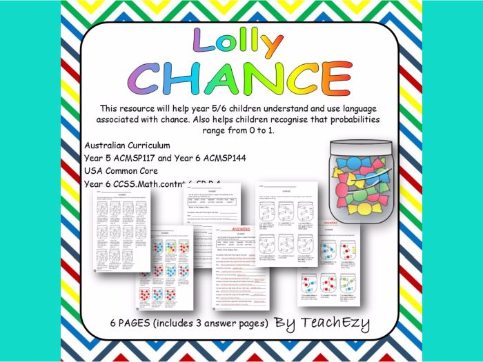 Lolly chance
