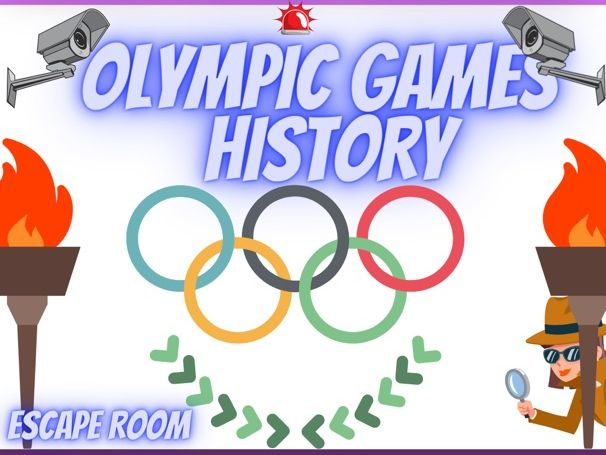 Olympic Games Escape Room