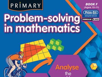 Primary Problem -Solving in Mathematics Book A EYFS/ P1 (Age 5-6)