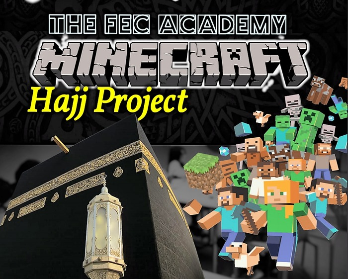 Minecraft Hajj Project