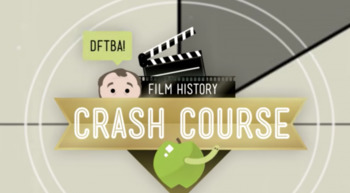 Crash Course Film History Bundle Episodes # 1-10 Video Questions & Key
