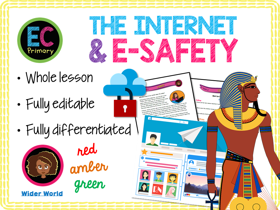 E-Safety - Making Safe, Reliable Choices Online