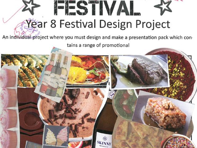 KS3 Festival Design