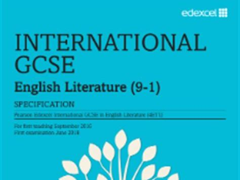 Half-Past Two and Hide and Seek Comparison - Edexcel iGCSE Literature - Poetry