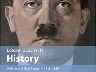 Paper Three: Edexcel - Weimar & Nazi Germany, Source & Interpretation Prep