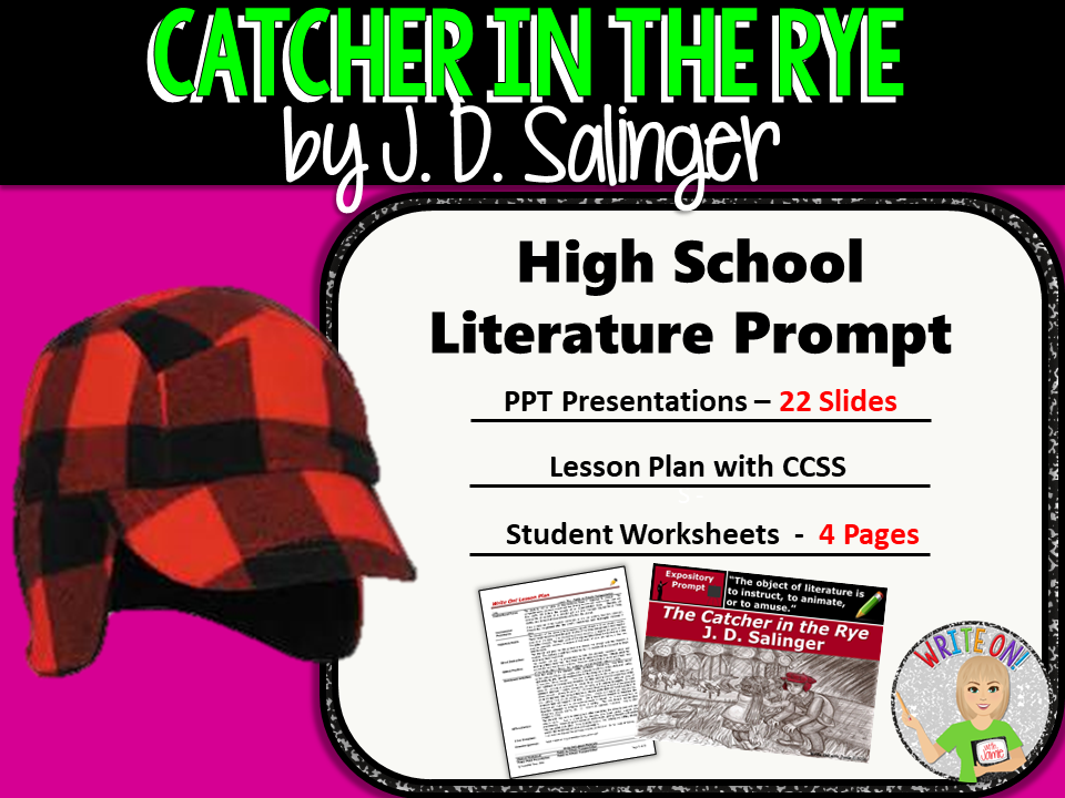 the catcher in the rye expository Home / uncategorized / catcher in the rye essays how to write essay in english introduction expository essay vs literary analysis suleiman the magnificent.