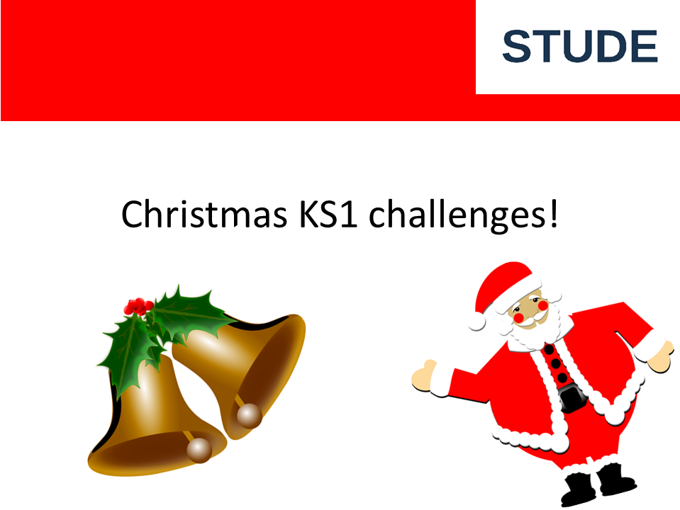 KS1 Maths Christmas addition and subtraction