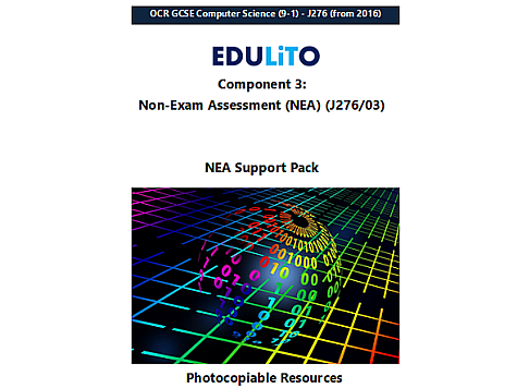 NEA Support Pack - GCSE Computer Science (9-1) OCR