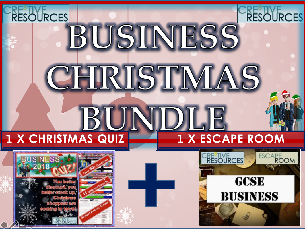 Business Christmas 2019 Bundle