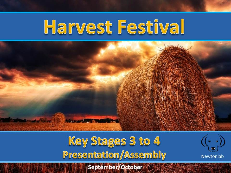 The Harvest Festival - Key Stages 3 to 4