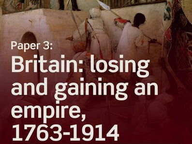 The British in the Nile Valley (Egypt): Edexcel A Level History - losing and gaining an Empire