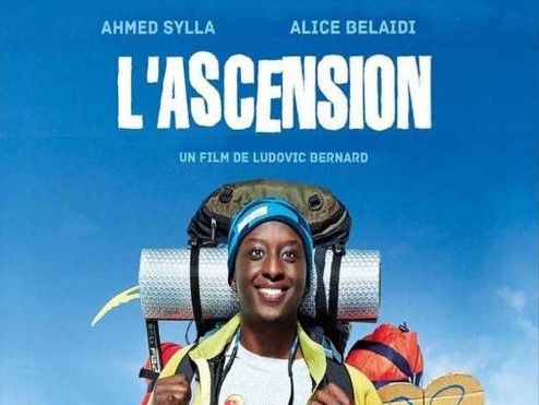 ppt with activities related to the movie l'ascension( the climb)
