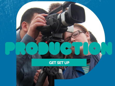 Production 2: Get Set Up