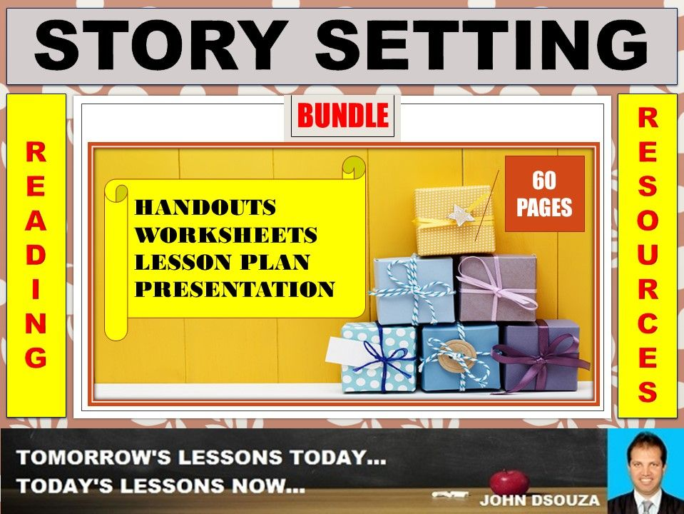 STORY SETTING BUNDLE