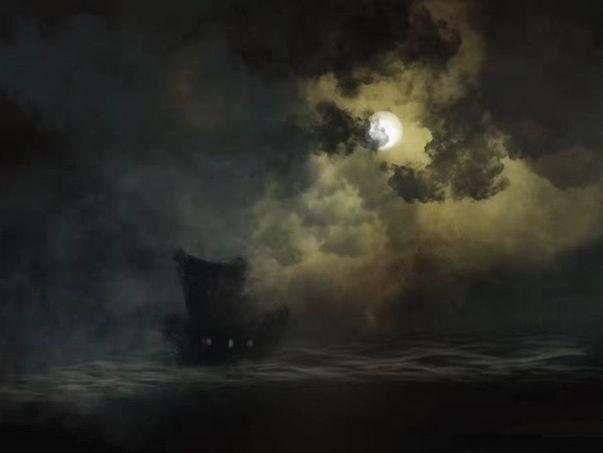 Written Near a Port on a Dark Evening Study Bundle