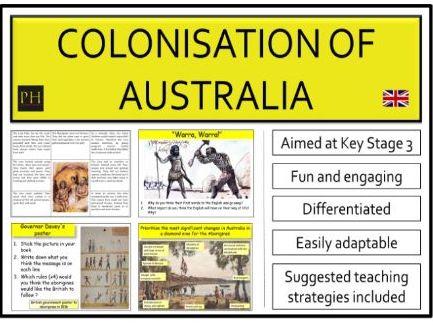 Colonisation of Australia and the Aborigines