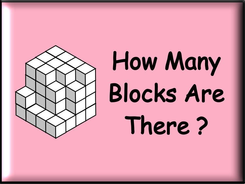 How Many Blocks ?