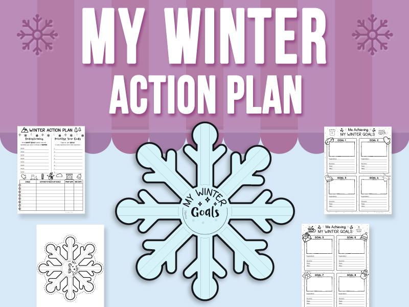 My Winter - Action Plan