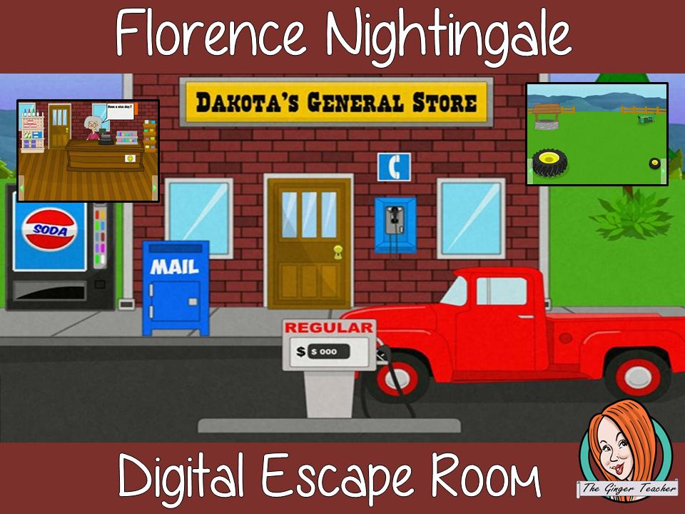 Florence Nightingale Escape Room