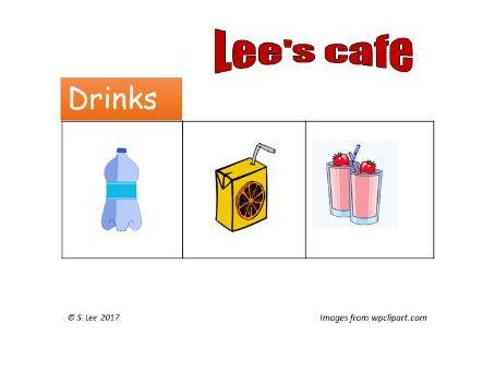 Maths:  Cafe problem solving