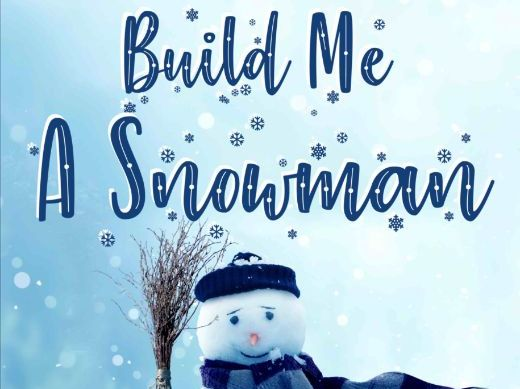 Build Me A Snowman (Piano/Vocal Score)