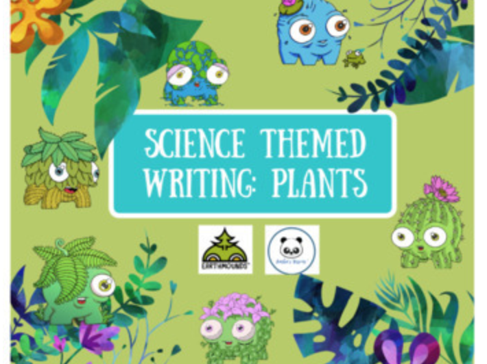 Plants: Science Themed Creative Writing