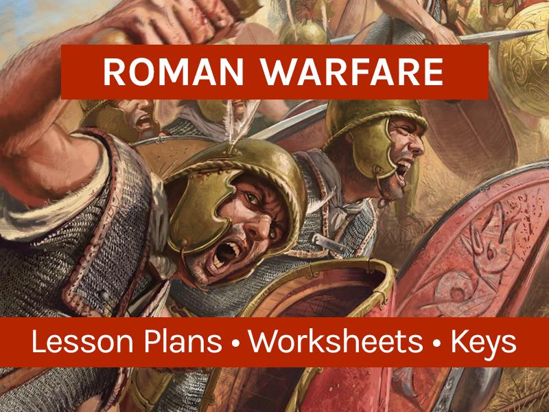 Roman Warfare and Battles