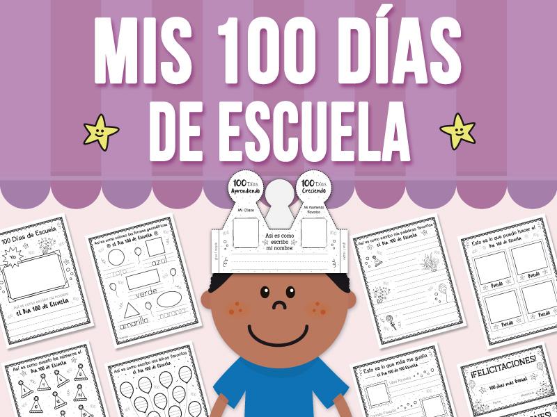 Mis 100 Días de Escuela