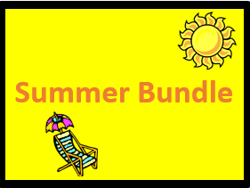 Verano (Summer in Spanish) Bundle