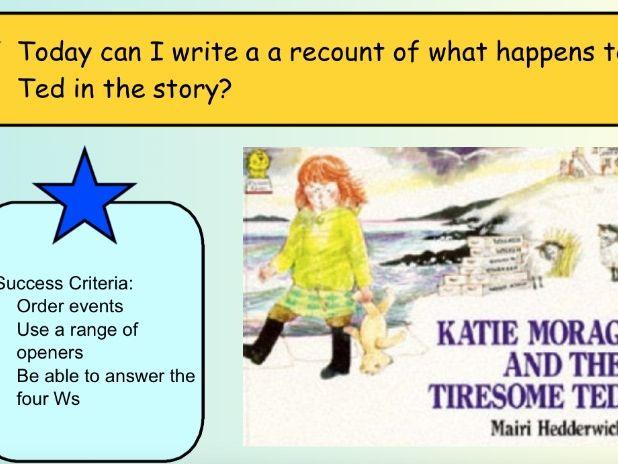 Katie Morag Year 1 Literacy