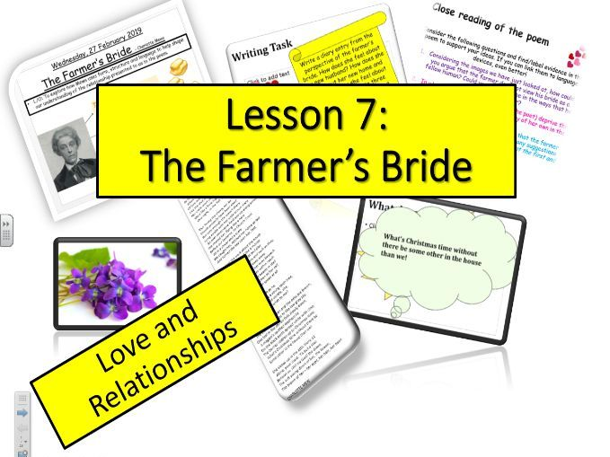 L7 - The Farmer's Bride