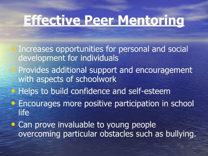 Peer Mentoring Bundle