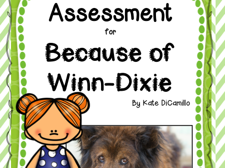 Because of Winn-DIxie Assessment