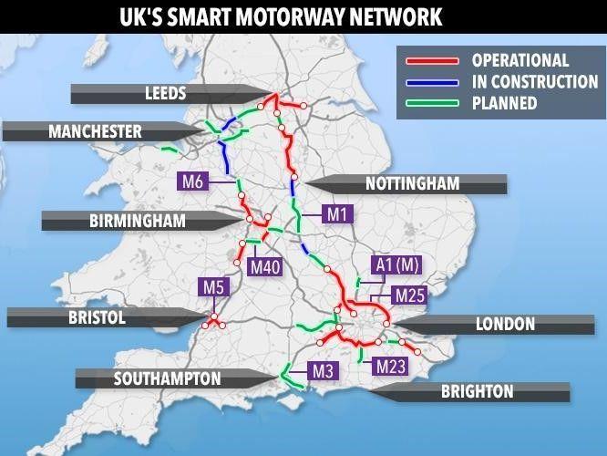 UK Transport Improvements
