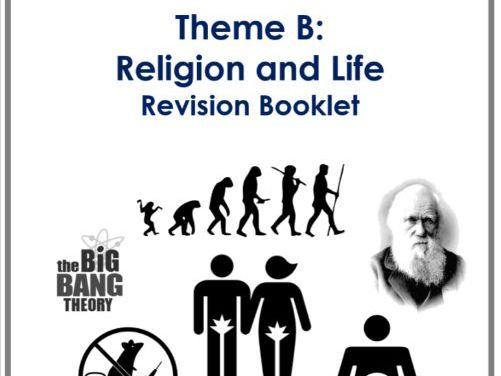 AQA GCSE RS Theme B Revision Guide