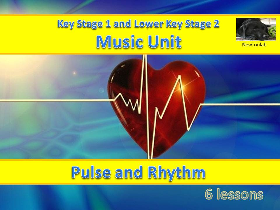 Pulse and Rhythm-Listen and Repeat Unit - Key Stage 1 and Lower Key Stage 2