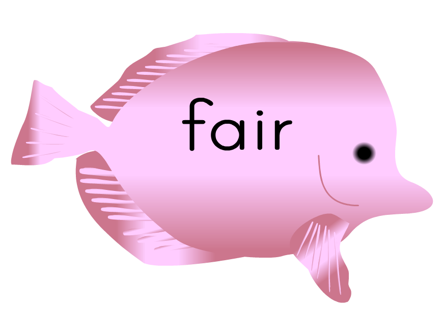 Phonic Fish for Phase 3 ar or ur graphemes