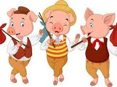 STEAM Activities with The Three Little Pigs