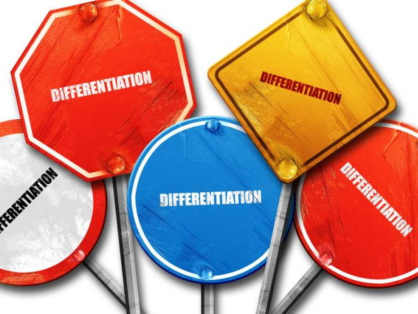 Differentiation CPD & Teaching Resources