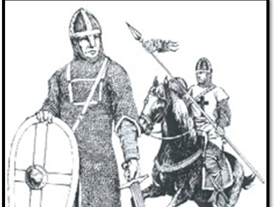 AQA GCSE History: Normans - Lessons 11&12 - Feudalism and Government