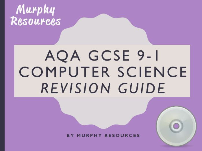 AQA GCSE 9-1: Computer Science Revision (Free Sample)