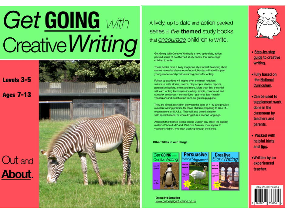 100 Pages Of Writing Prompts And Ideas For Creative Writing (7-11 years)