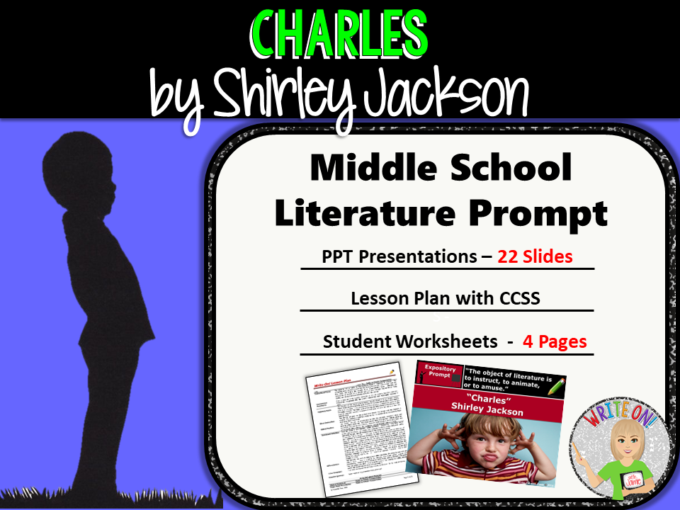 charles by shirley jackson