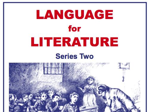 Language for Literature Series Two Scheme of Work
