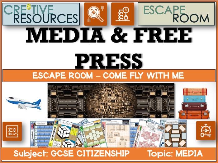 The Media, Press regulation & Freedom of the Press