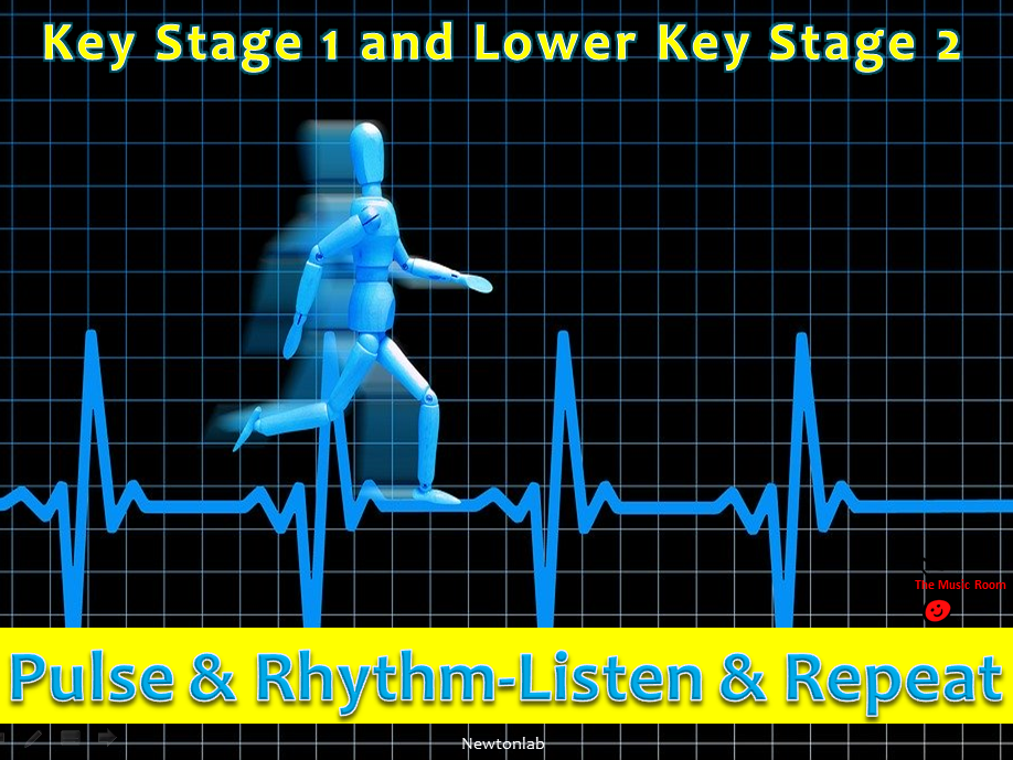 Pulse and Rhythm-Listen and Repeat - Key Stage 1 and Lower Key Stage 2