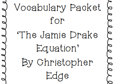 The Jamie Drake Equation: Vocabulary Lists and Gap-Filling