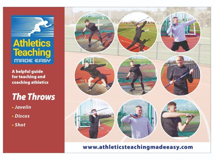 THE THROWS-ATHLETICS TEACHING MADE EASY